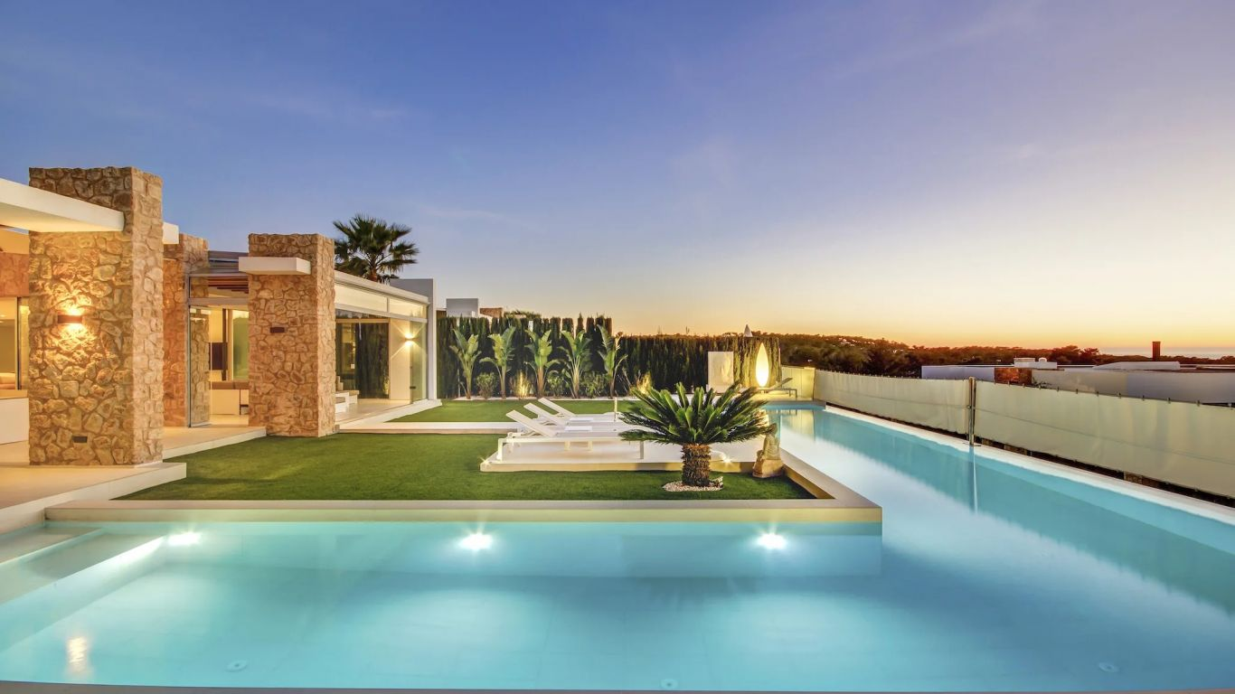 Villa Valencia   Ibiza   Five Star Full-Service Vacation ...