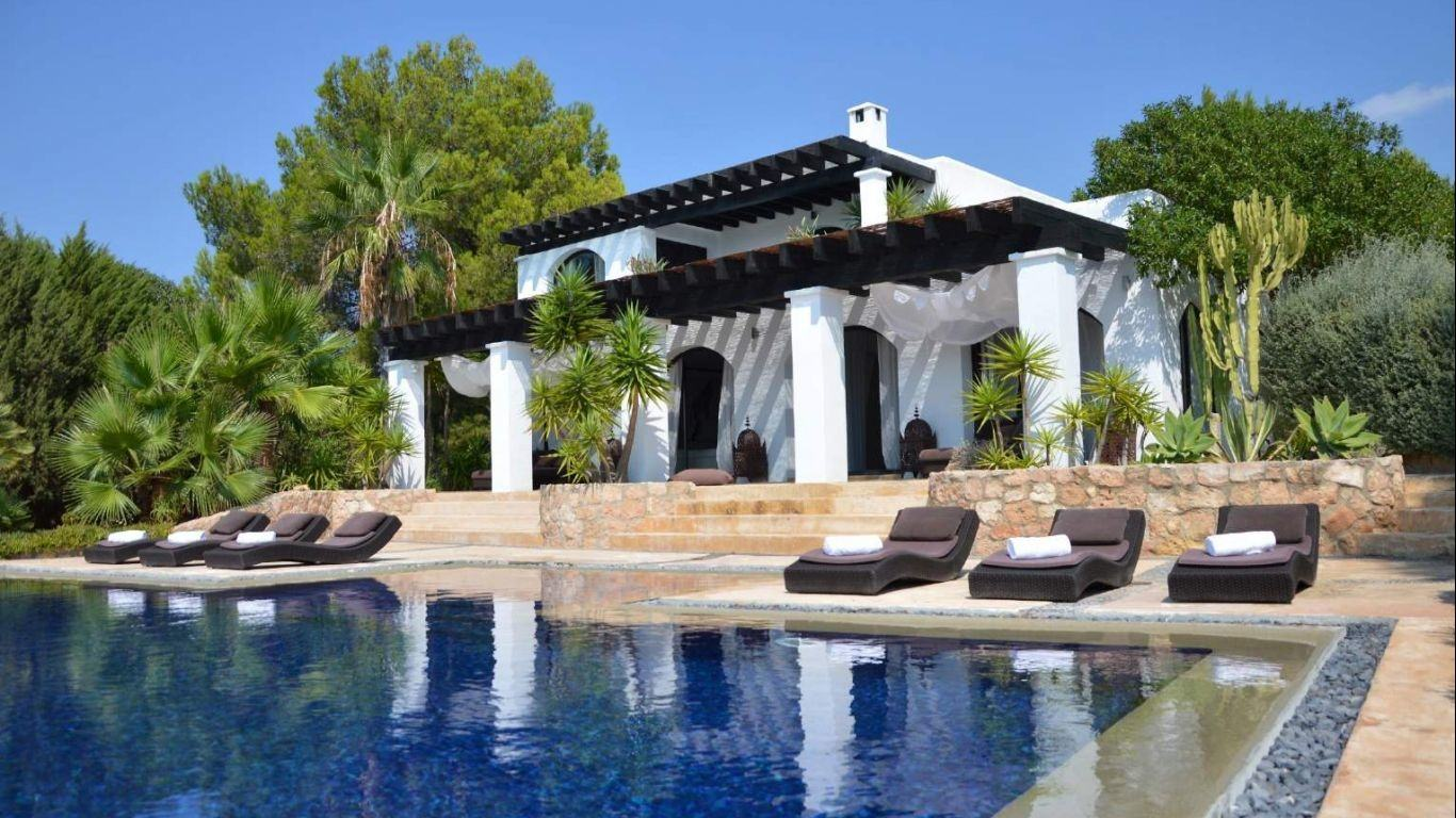 Villa Madonna, Cala Carbo, Ibiza, Spain