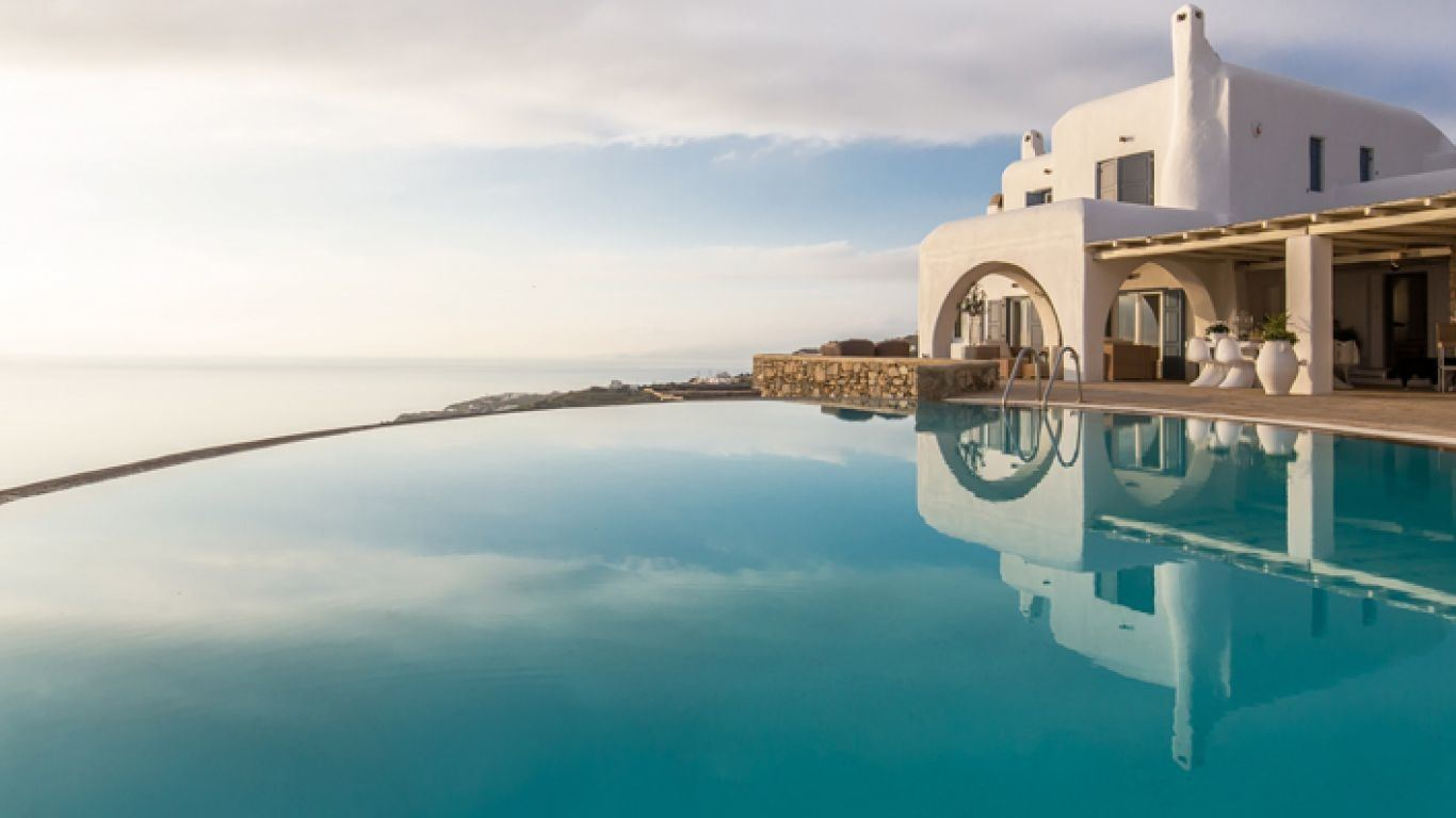 Villa Samantha | Mykonos