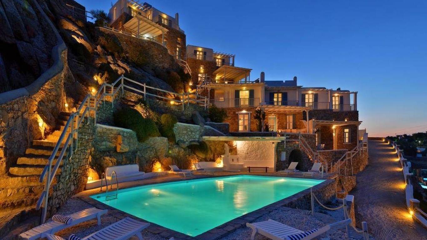 Villa Amelie   Mykonos