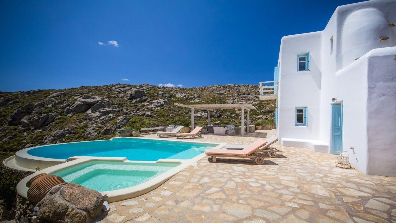 Villa Tanya | Mykonos