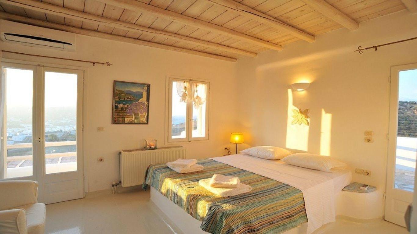 Villa Ariel, Ornos, Mykonos, Greece