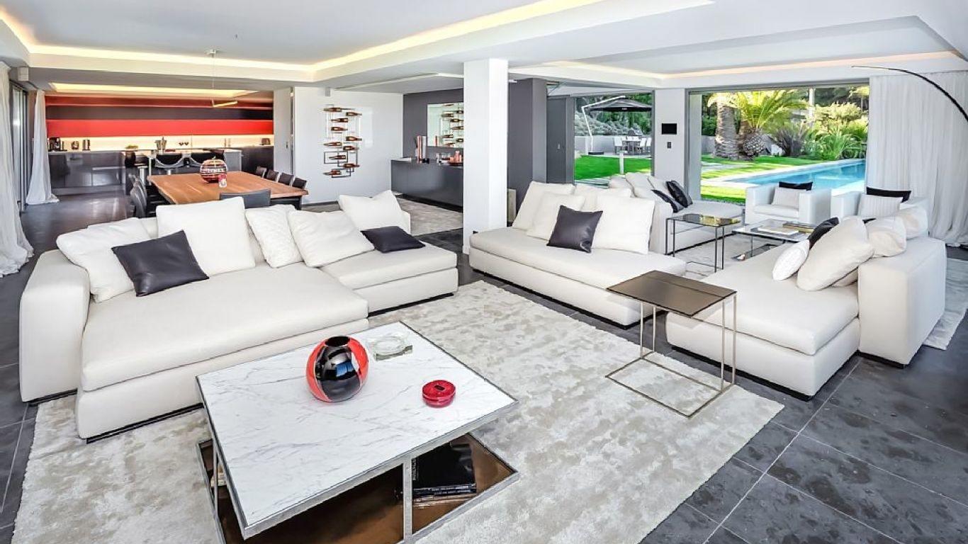 Villa Serilda, Californie, Cannes, France