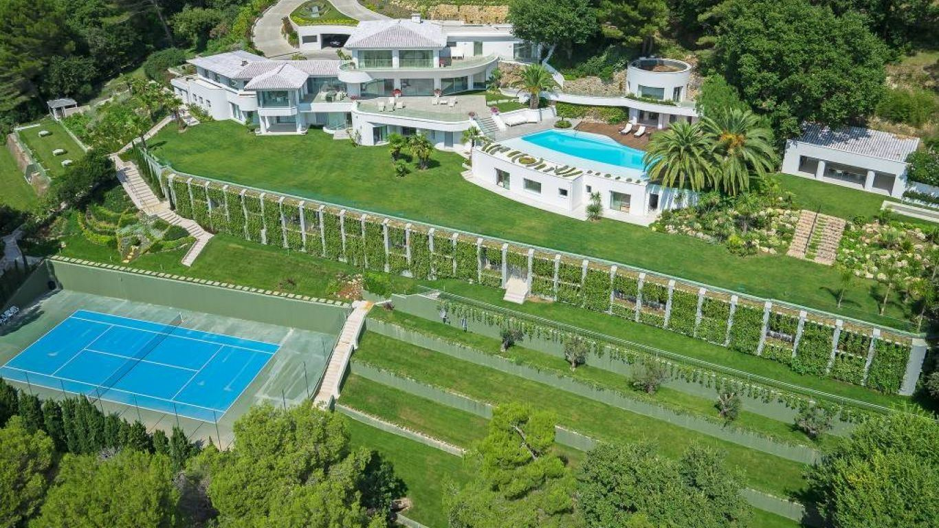 Villa Darina, Californie, Cannes, France