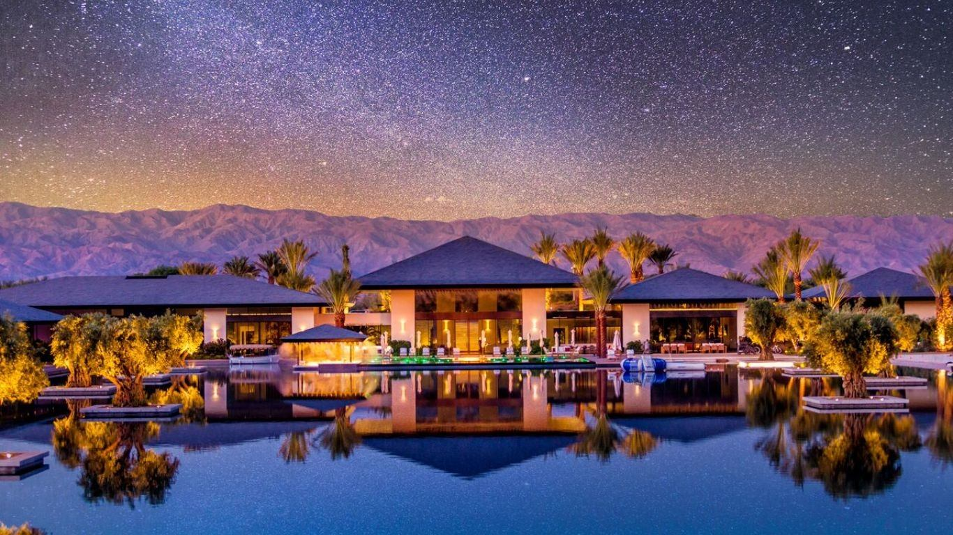 Villa Zenyara, Coachella, Palm Springs, USA