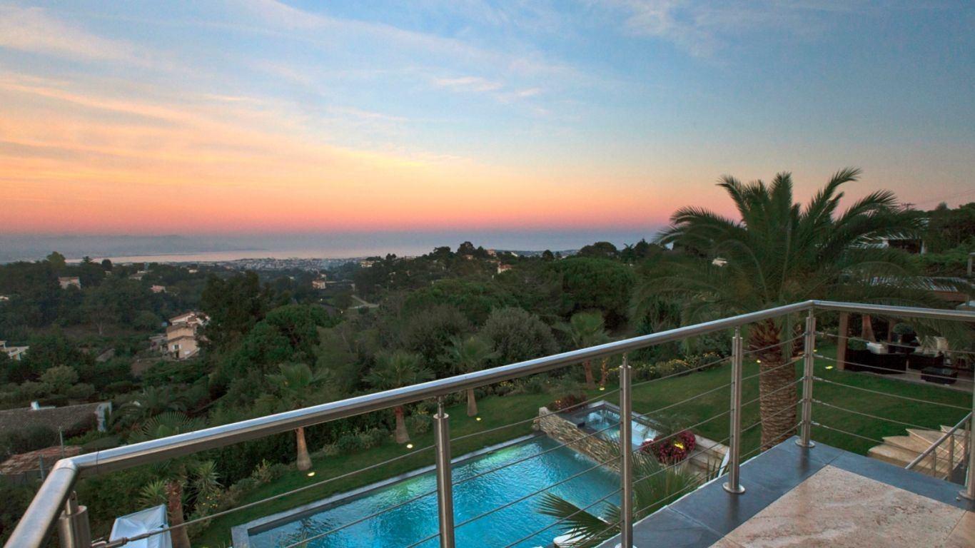 Villa Carolyn, Super Cannes, Cannes, France