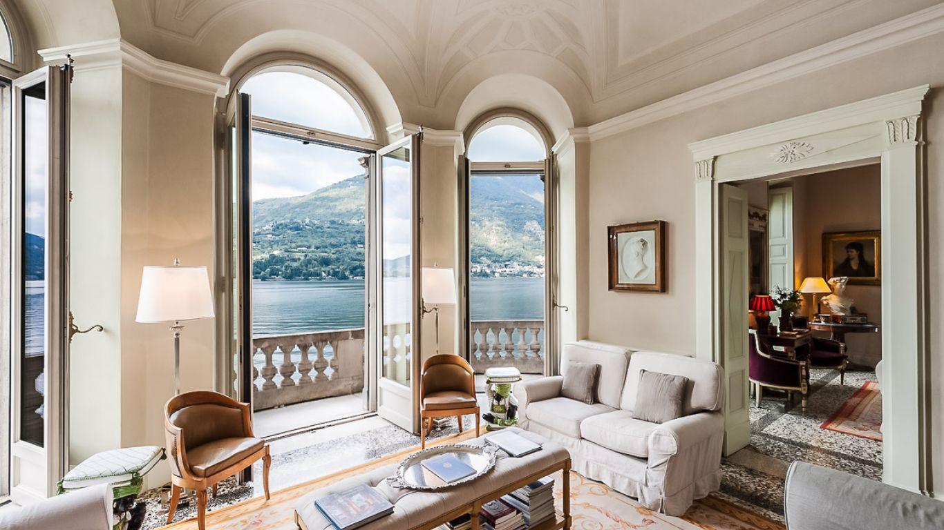 Villa Elizabeth, Blevio, Lake Como, Italy
