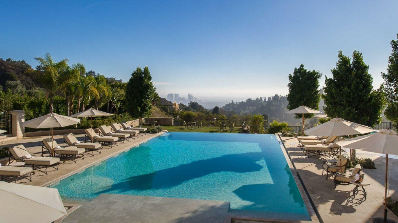 Villa Palazzo di Amore, Beverly Hills, Los Angeles, USA