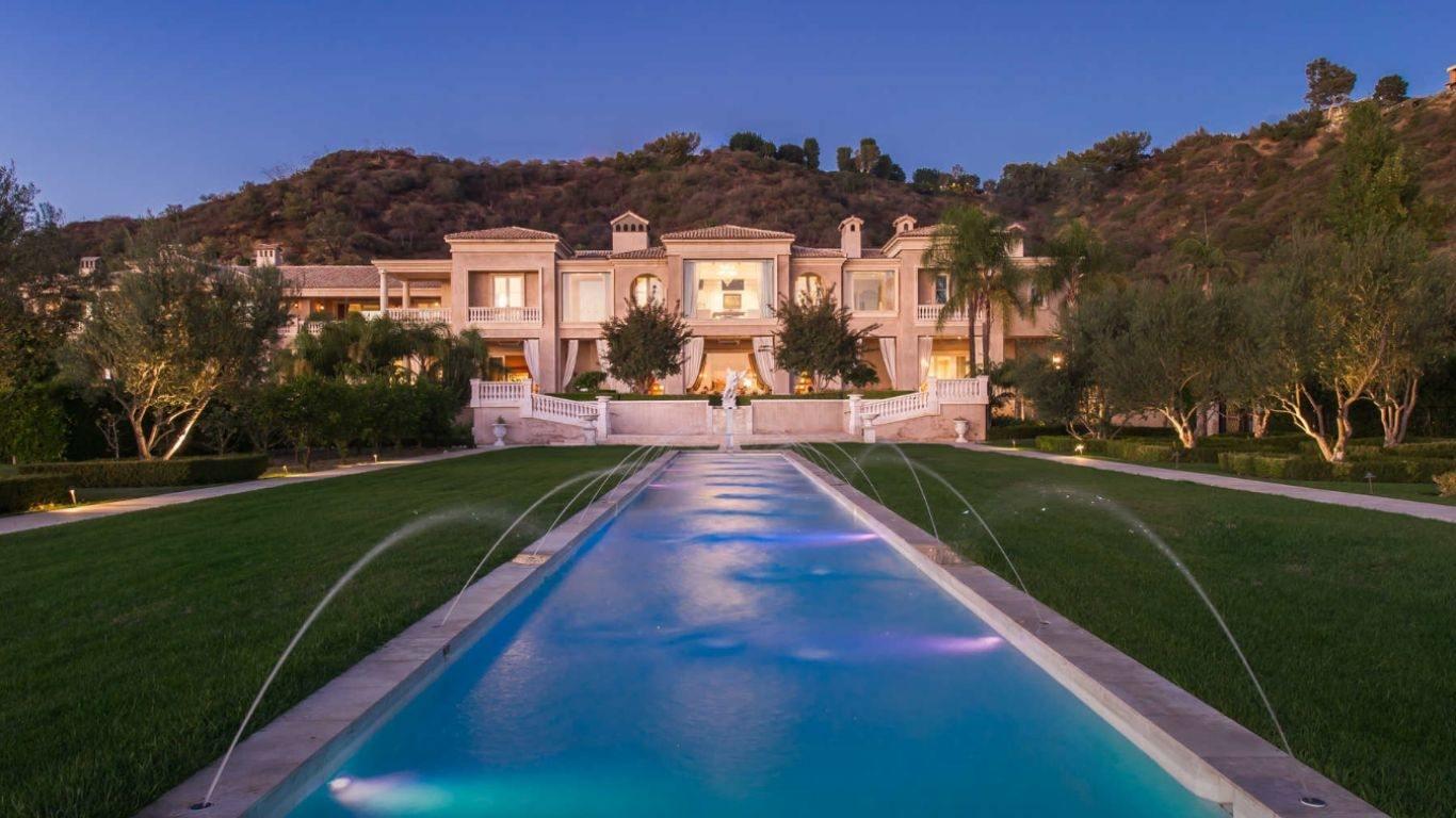 Villa Palazzo di Amore | Los Angeles
