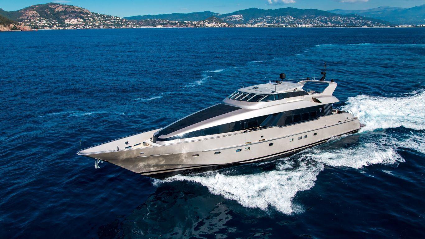 Yacht Pandion 121 | Yachts