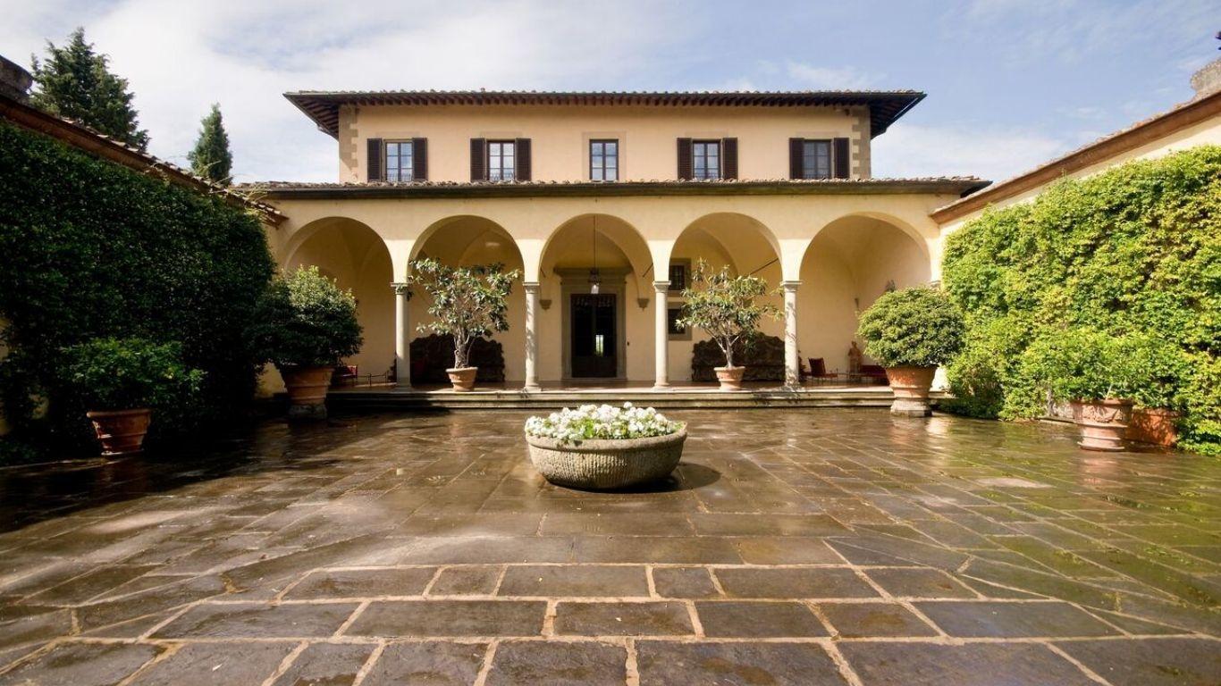 Villa Henrietta, Florence, Tuscany, Italy