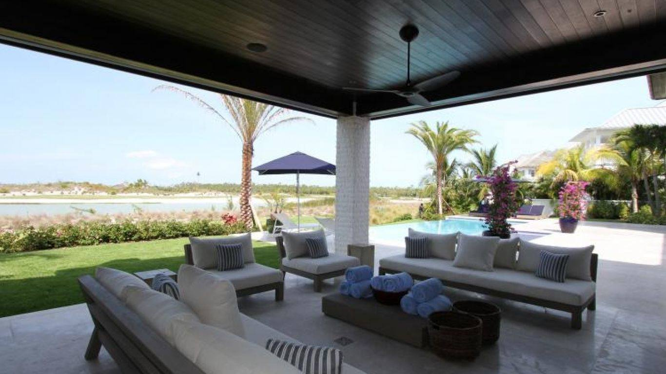 Villa Amalia, New Providence Island, Bahamas, Bahamas