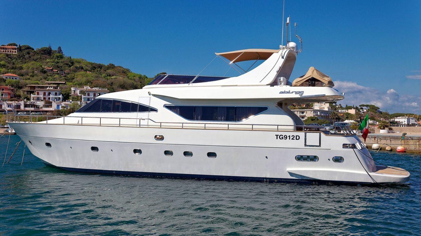 Yacht AQVA 72 | Yachts