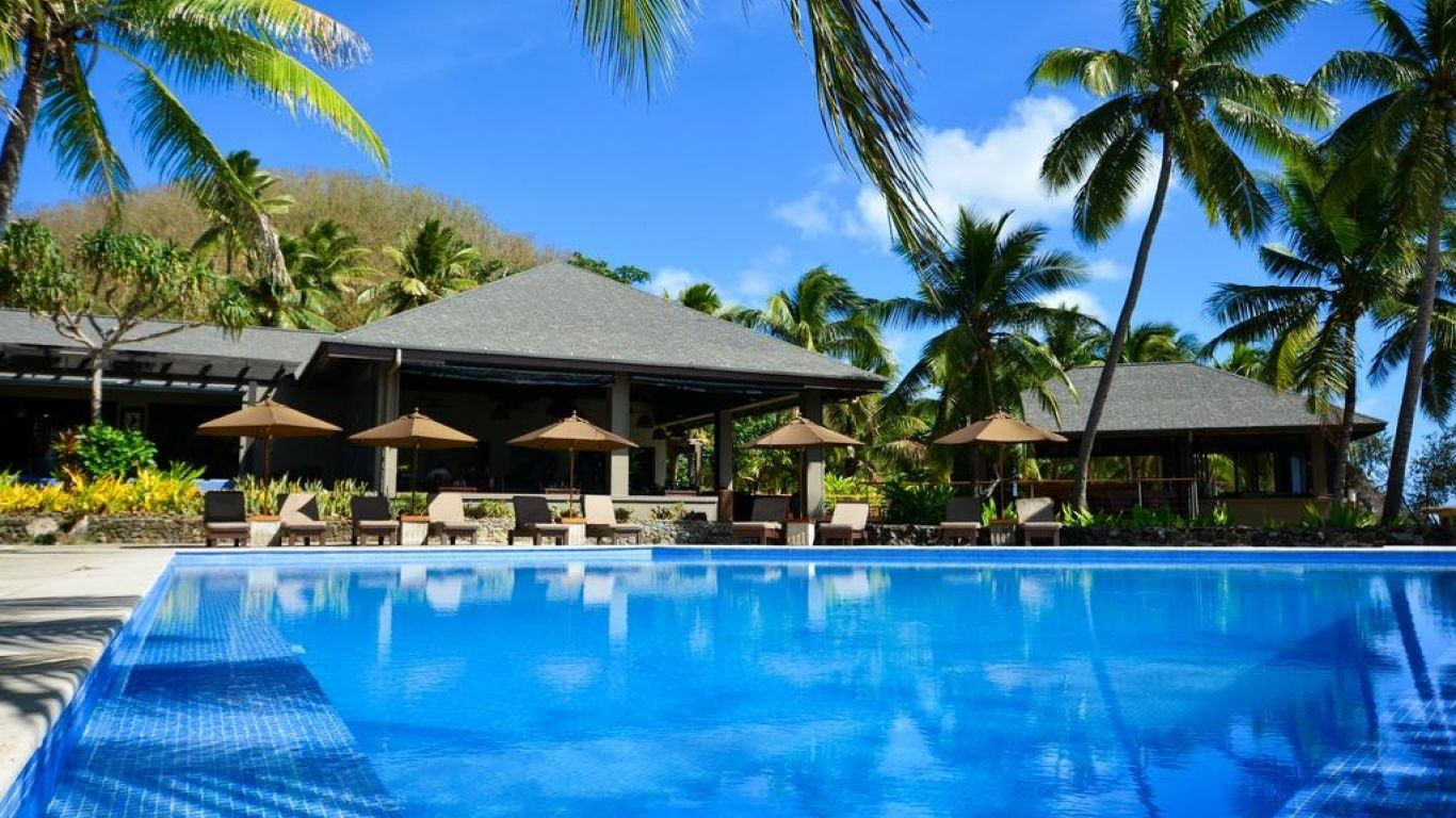 Yasawa Island Resort & Spa | Pacific Ocean Islands