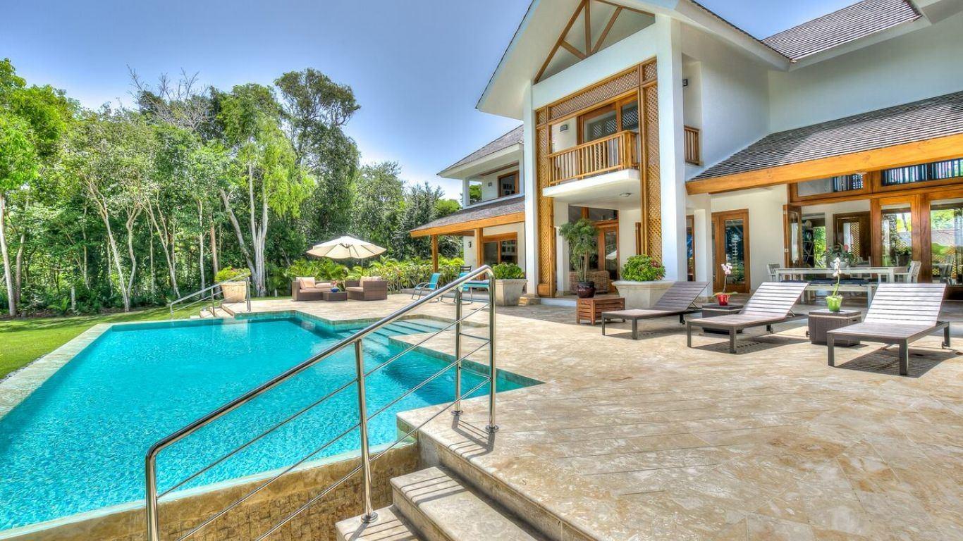 Villa Aleftina   Dominican Republic