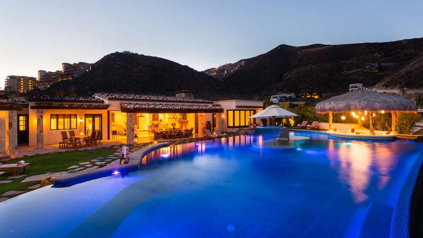 Villa Melissa, Pedregal, Cabo, Mexico
