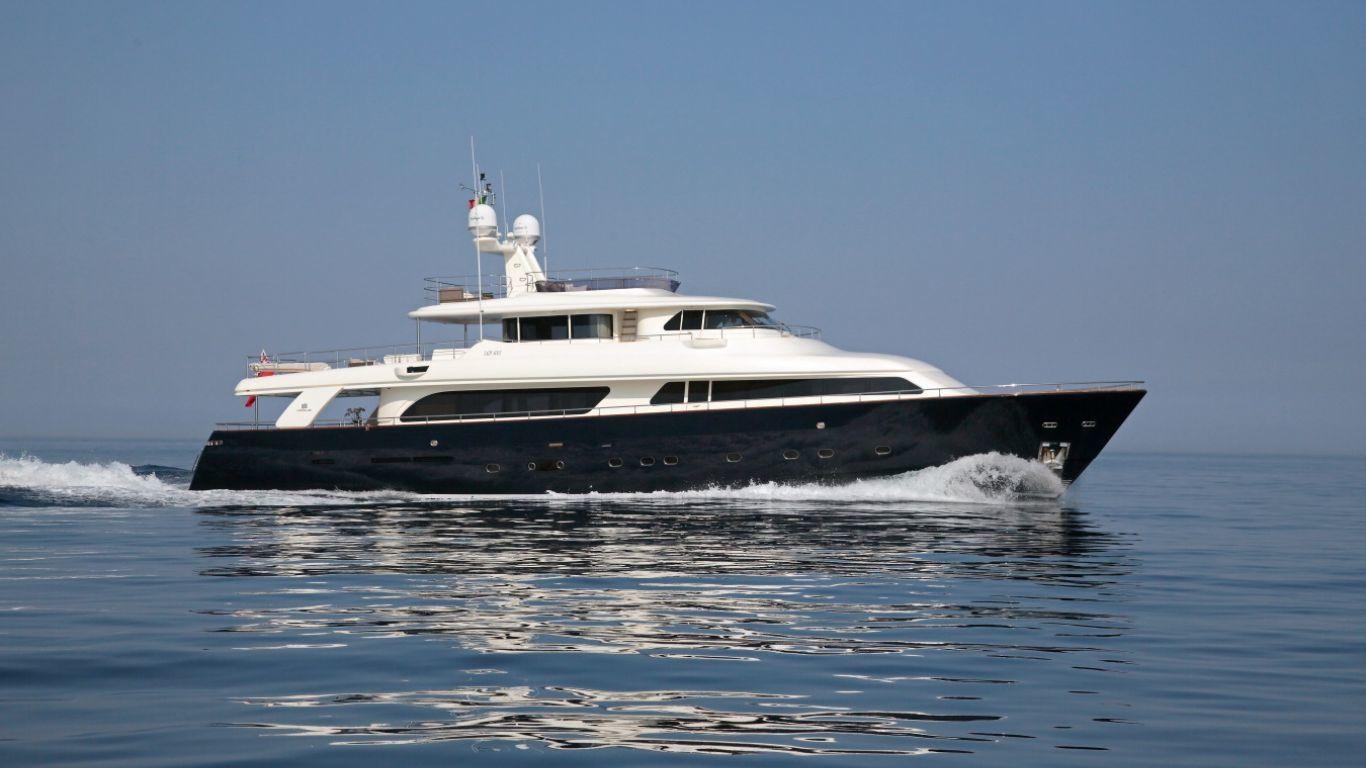 Yacht Lady Soul 101 | Yachts