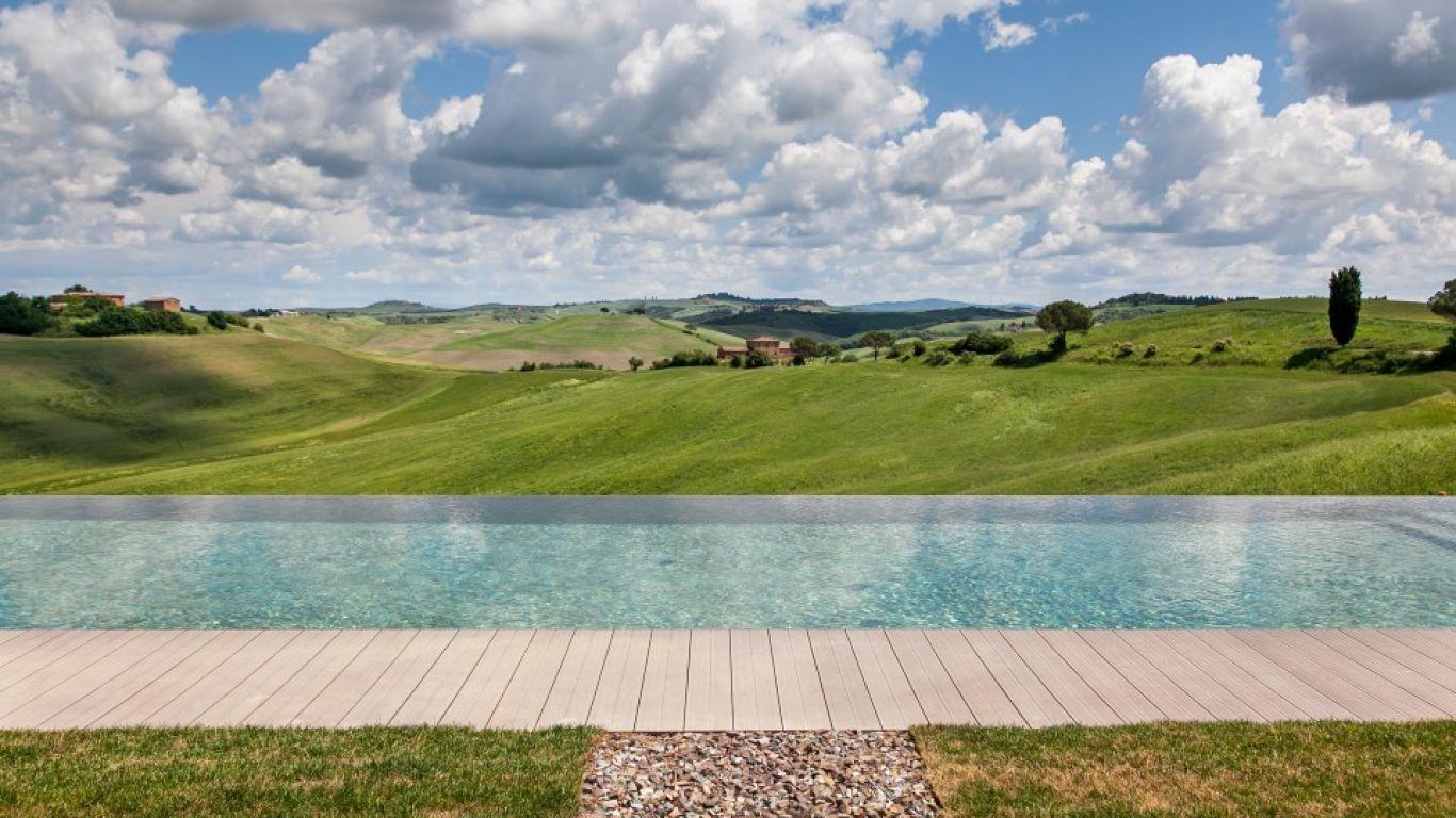 Villa Diana, Siena, Tuscany, Italy