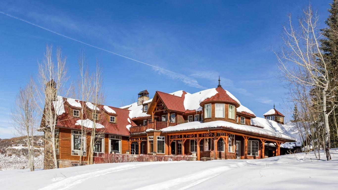 Villa Sarah, Snowmass, Aspen, USA