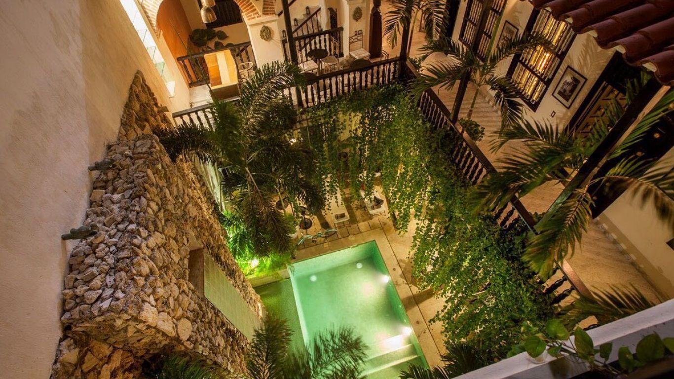 Casa De Alba   Cartagena