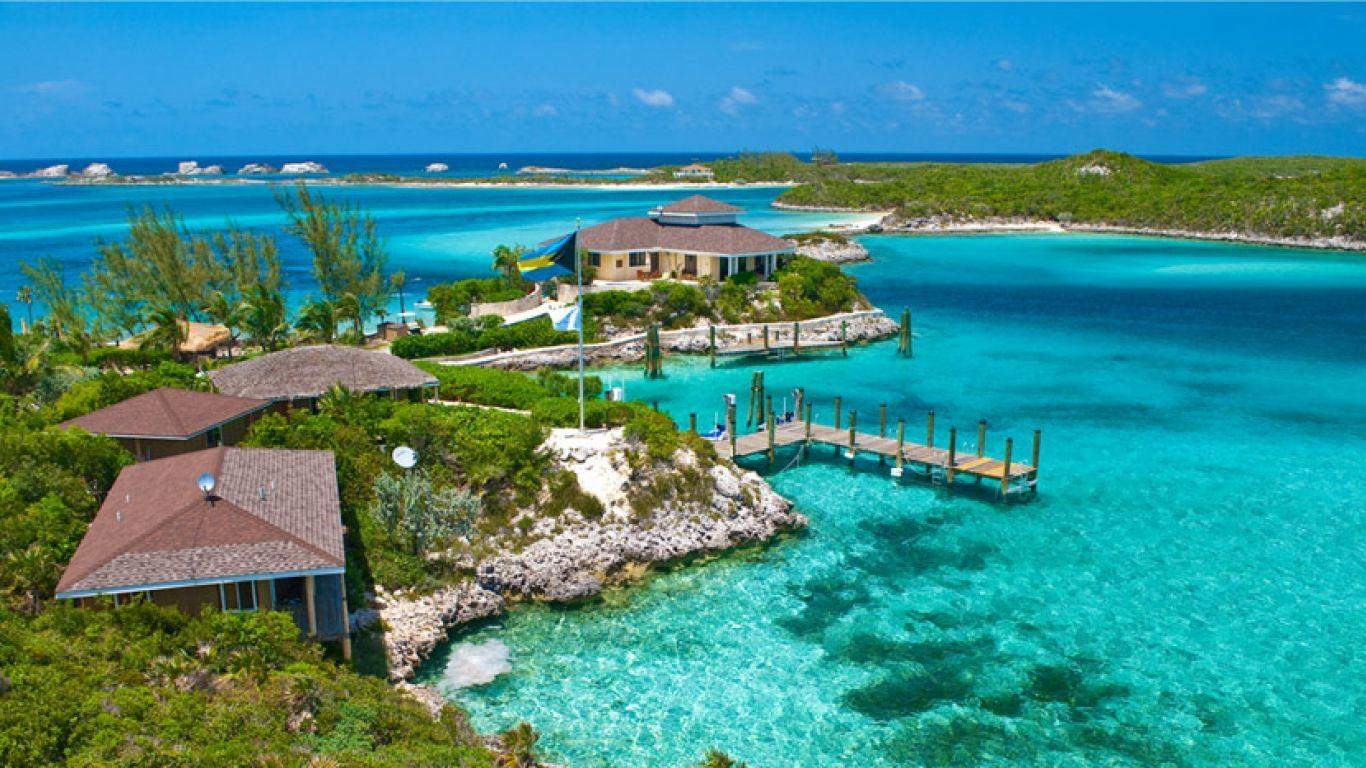 Fowl Cay   Bahamian Islands