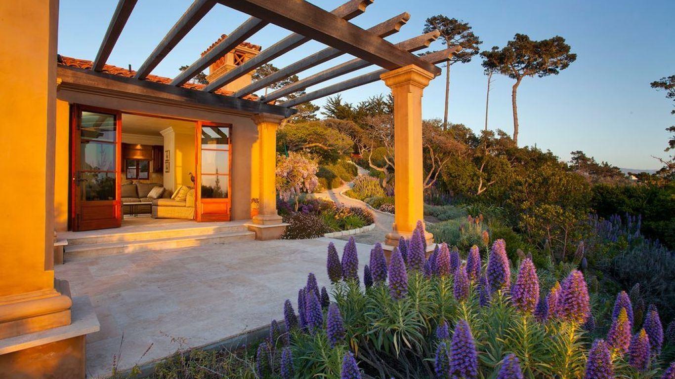 Villa Pamela, Pebble Beach, Carmel, USA