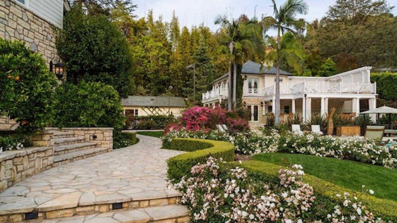 Villa Antonina, Beverly Hills, Los Angeles, USA