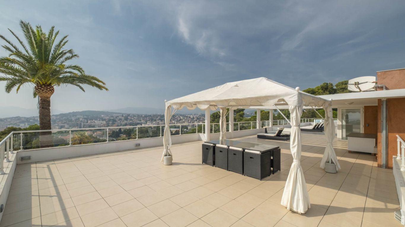 Villa Danielle, Californie, Cannes, France