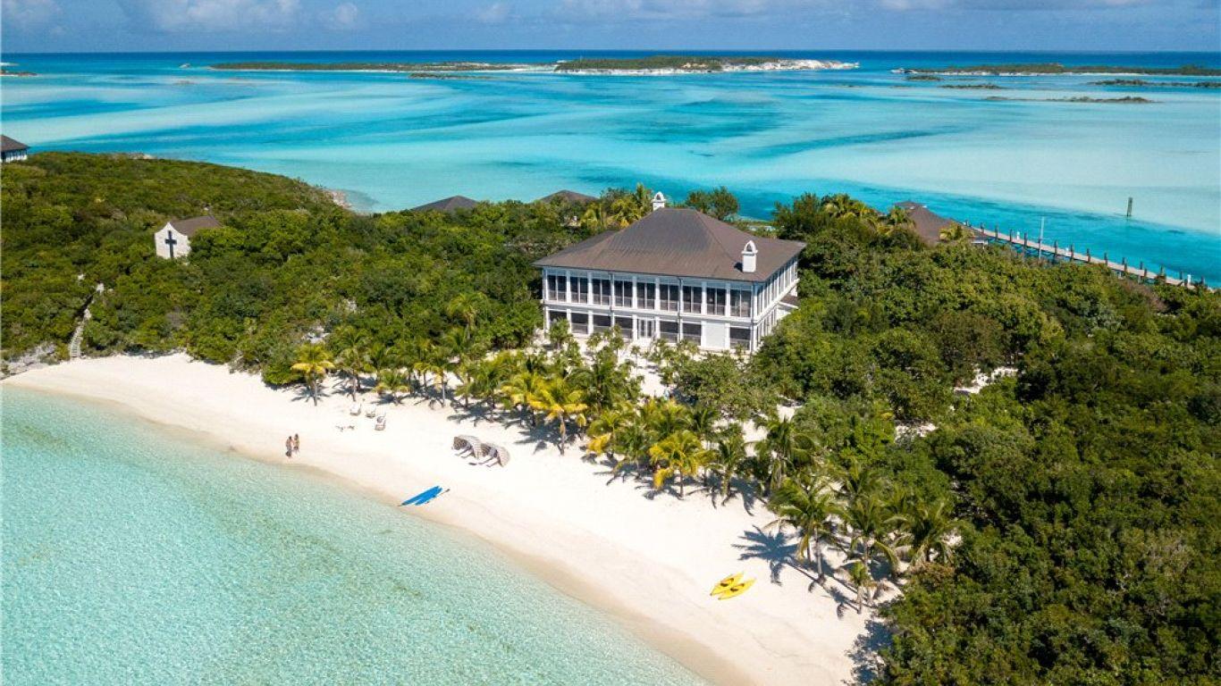 Little Pipe Cay | Bahamian Islands