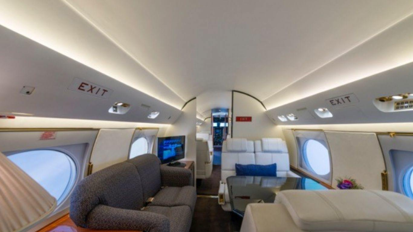 Gulfstream IV 2, Heavy, Jets, USA