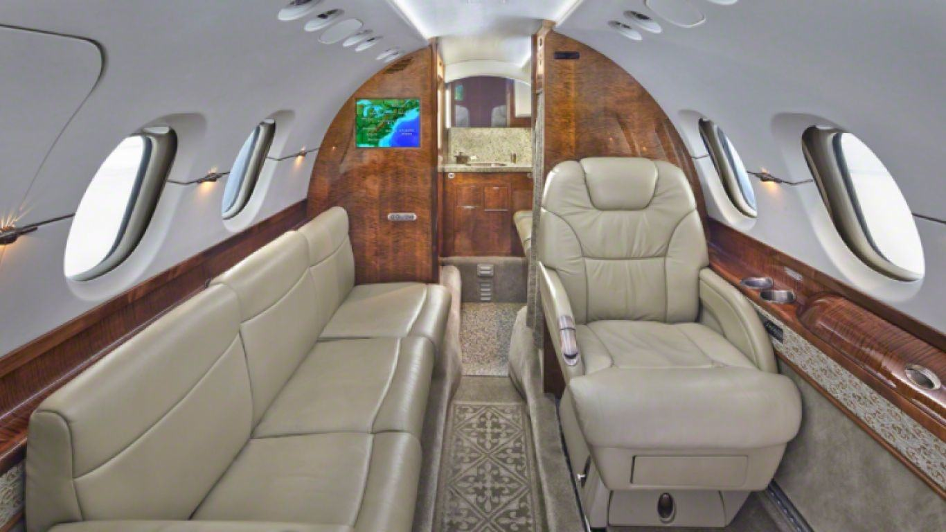 Hawker 800A 1, Midsize, Jets, USA