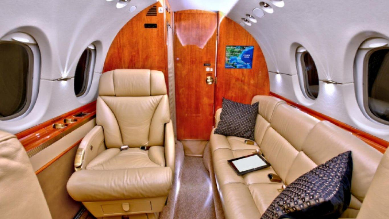 Hawker 900XP, Midsize, Jets, USA