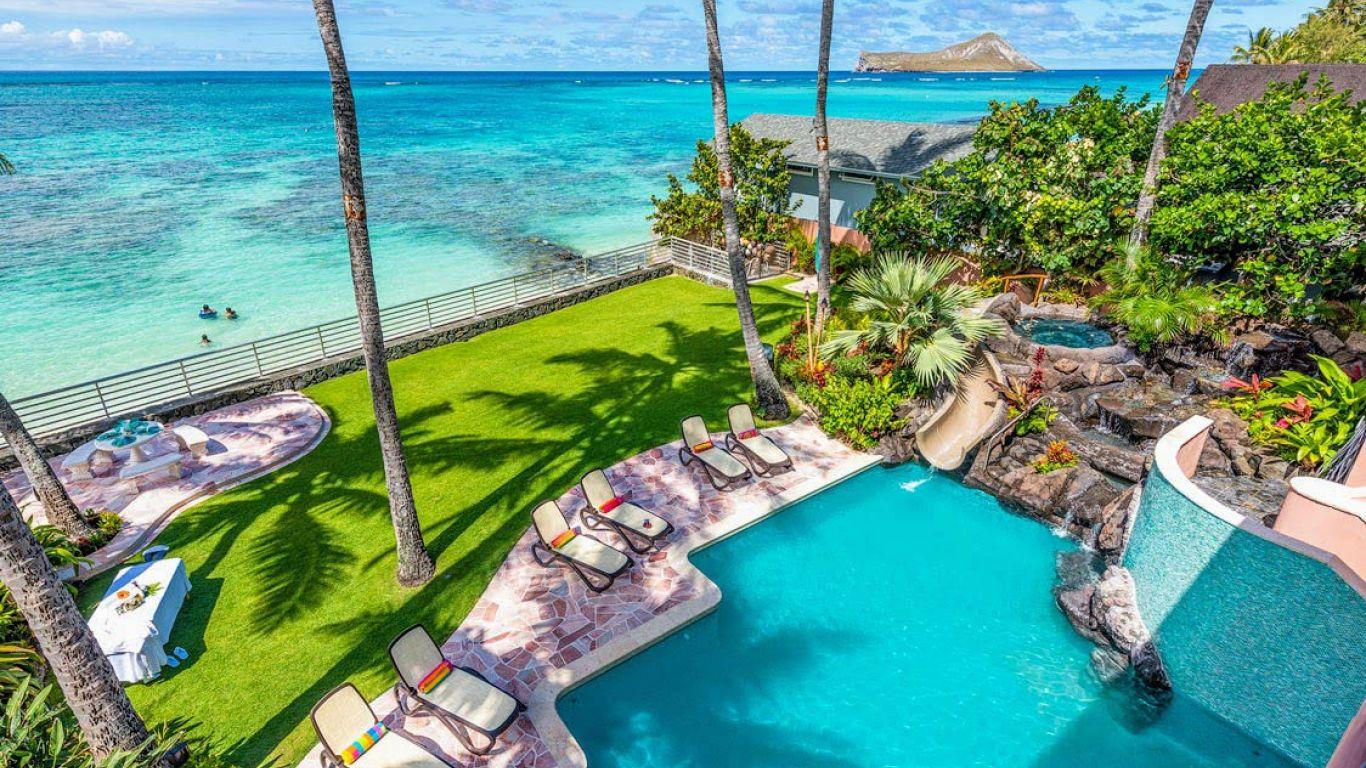 Villa Tiarabelle   Oahu