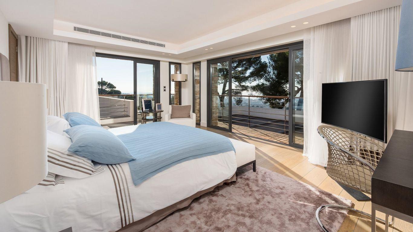 Villa Nicole, Californie, Cannes, France