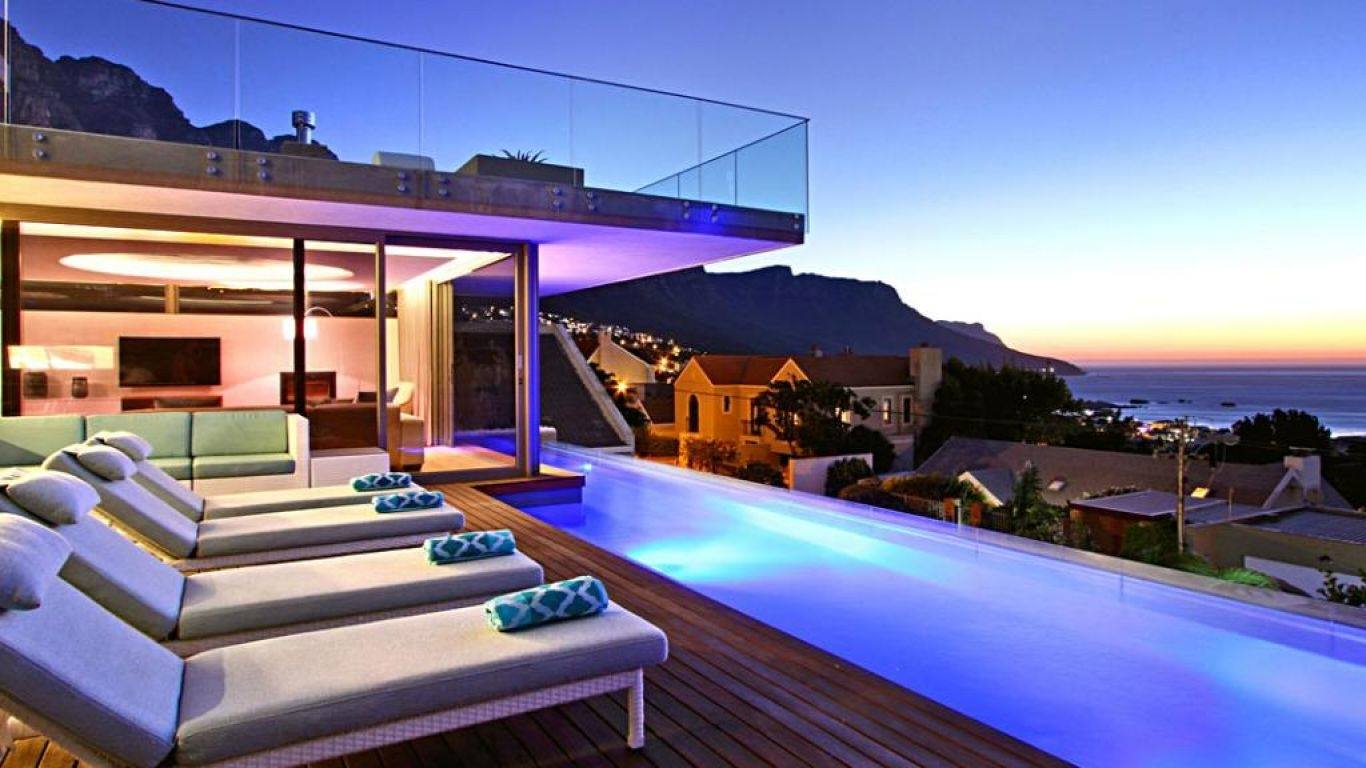 Villa Precious, Camps Bay, Cape Town, South Africa
