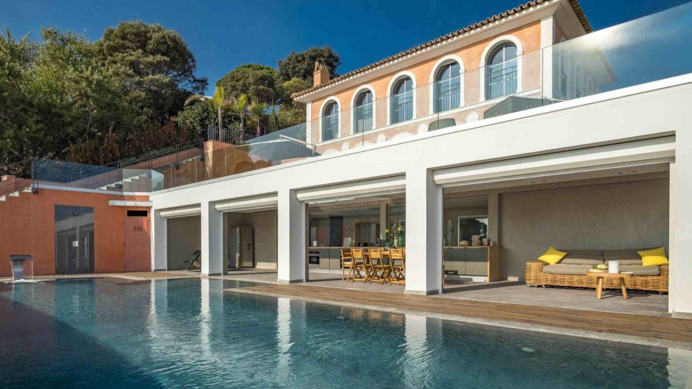 Villa Amalia, Vallauris, Cannes, France