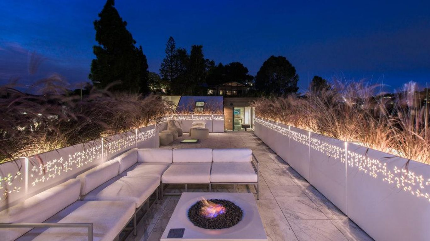 Villa Kayla, Bel Air, Los Angeles, USA