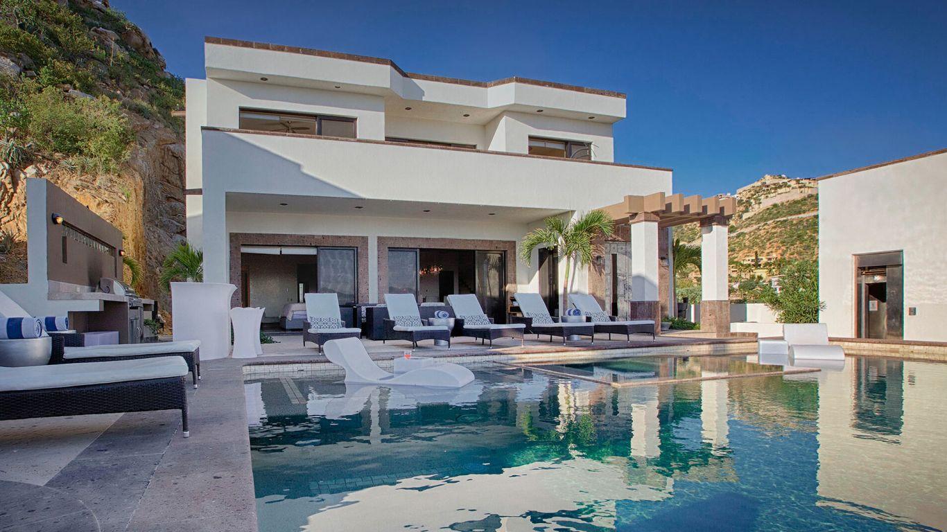 Villa Mariz, Pedregal, Cabo, Mexico
