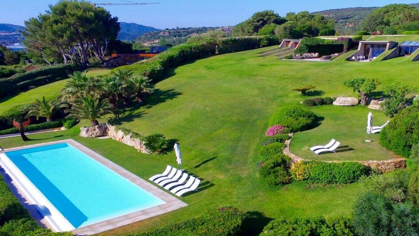 Villa Joyce, Costa Smeralda, Sardinia, Italy