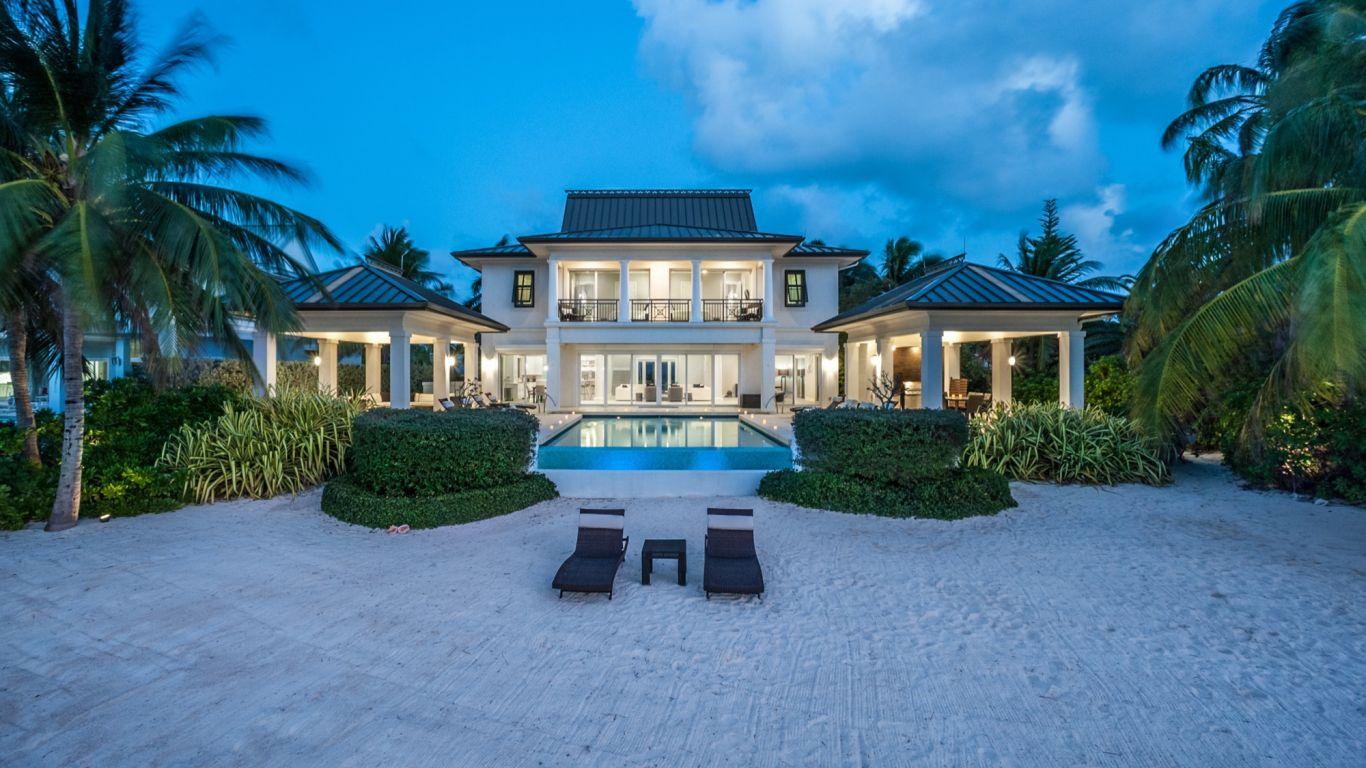 Sun Salutations   Cayman Islands