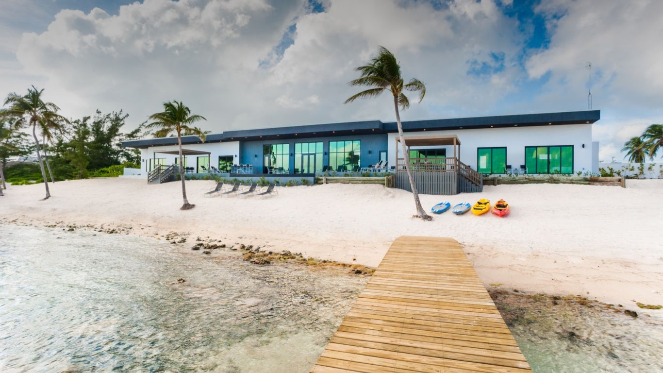 Evolution   Cayman Islands