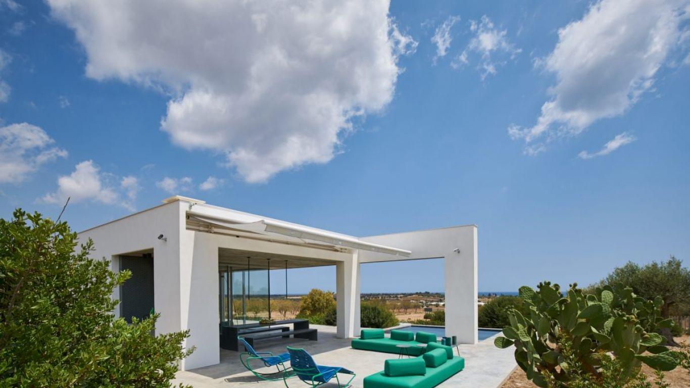 Villa Anita, Noto, Sicily, Italy