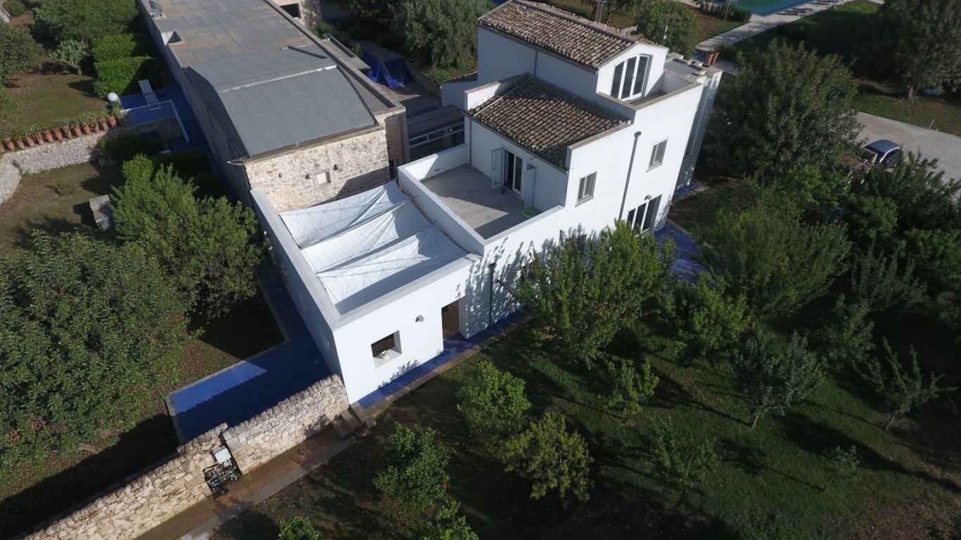 Villa Vita, Santa Maria del Focallo, Sicily, Italy