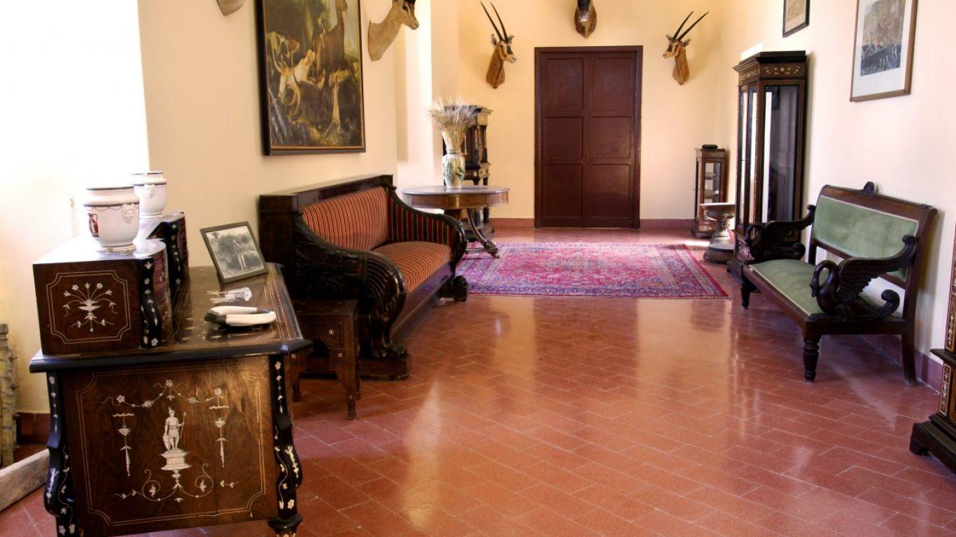 Villa Sylvia, Contessa Entellina, Sicily, Italy