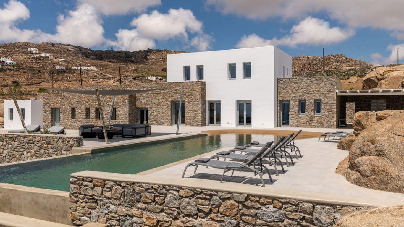 Villa Virginie | Mykonos