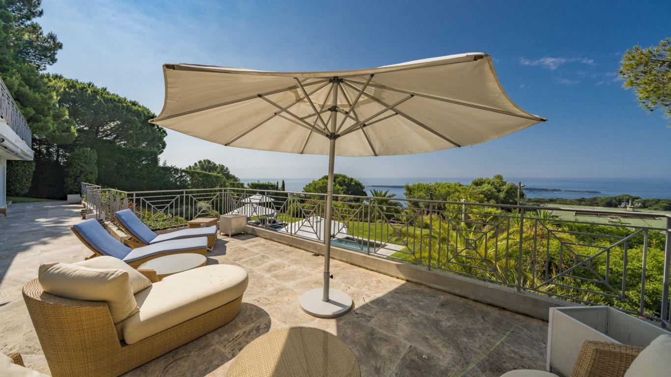 Villa Chloe, Vallauris, Cannes, France