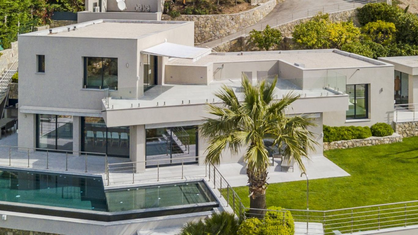 Villa Kate, Vallauris, Cannes, France