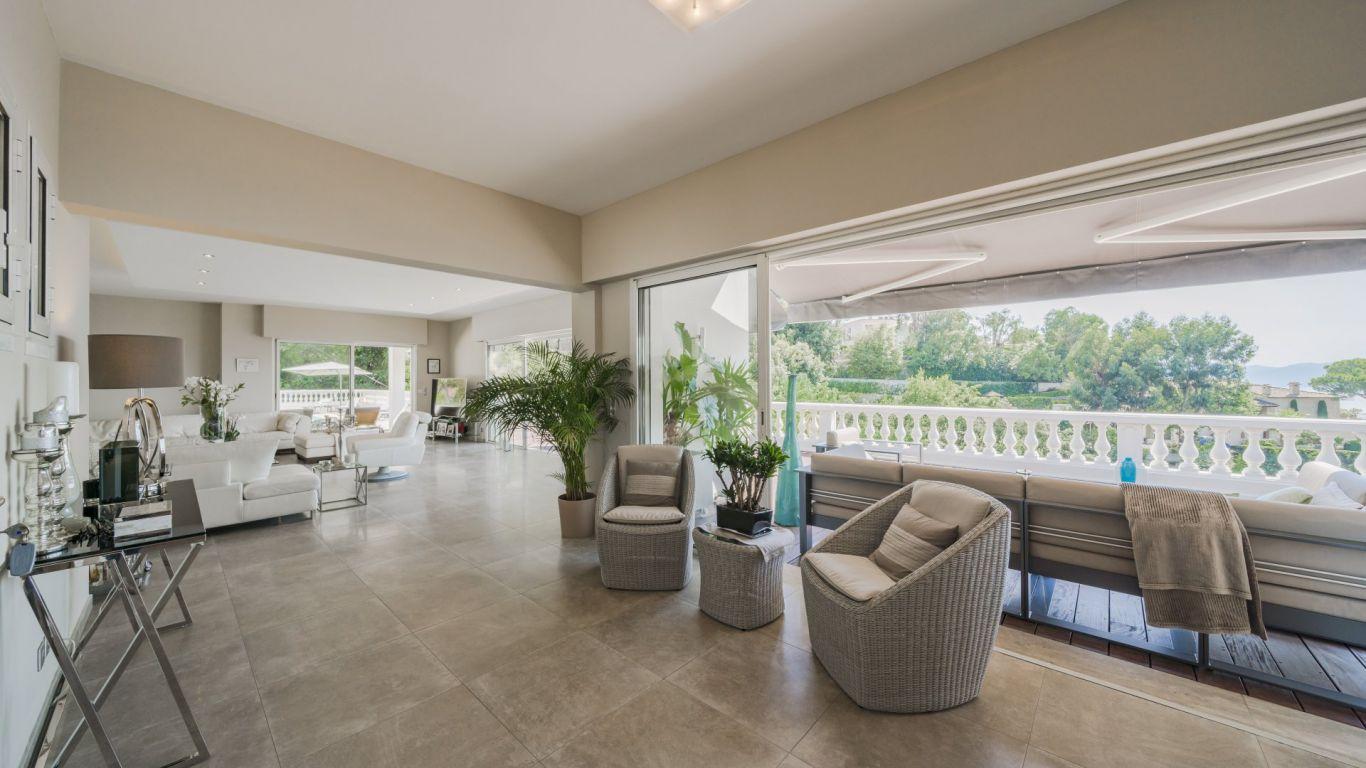 Villa Kamille, Californie, Cannes, France